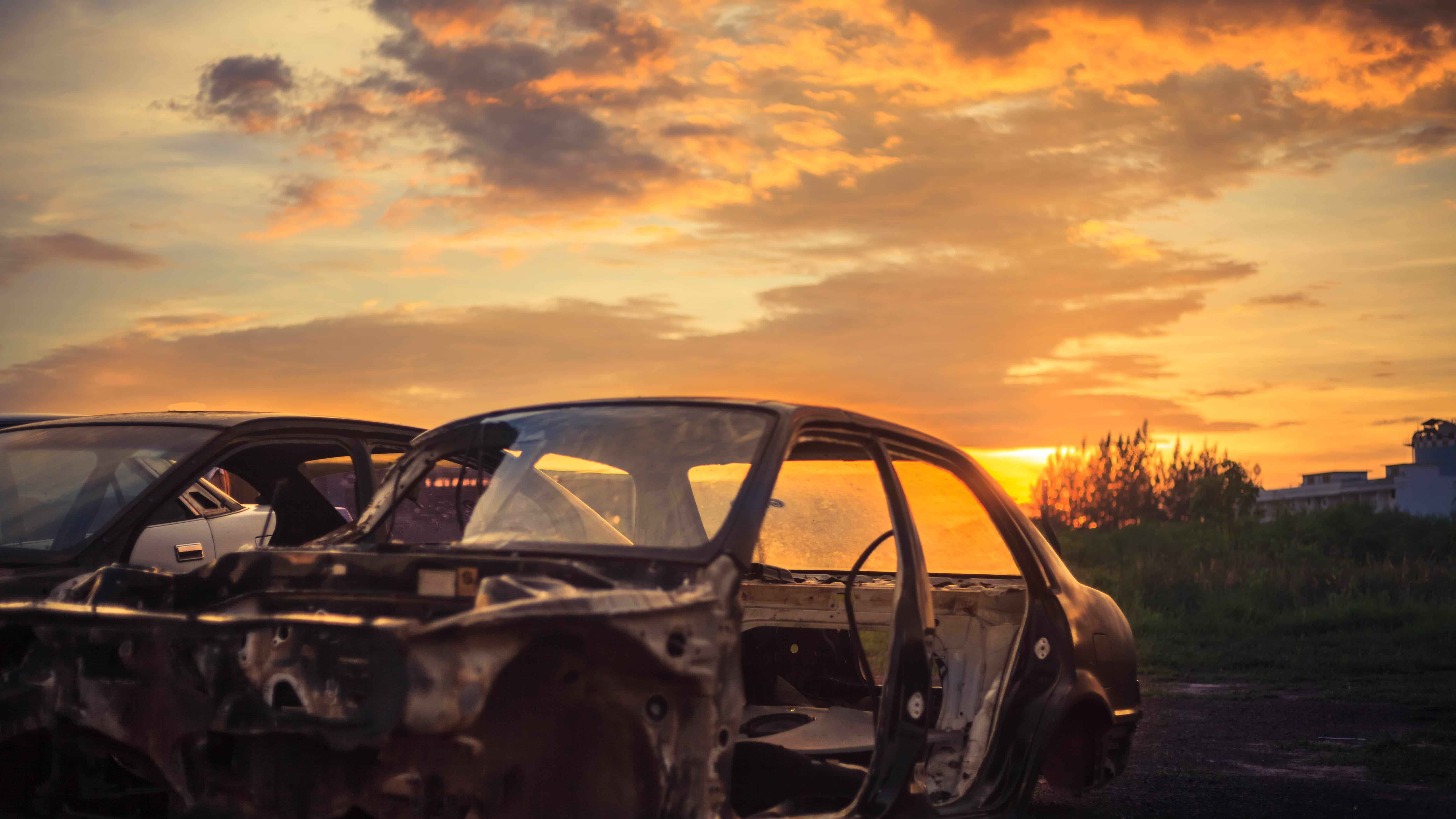 Getting Rid of Your Junk Car
