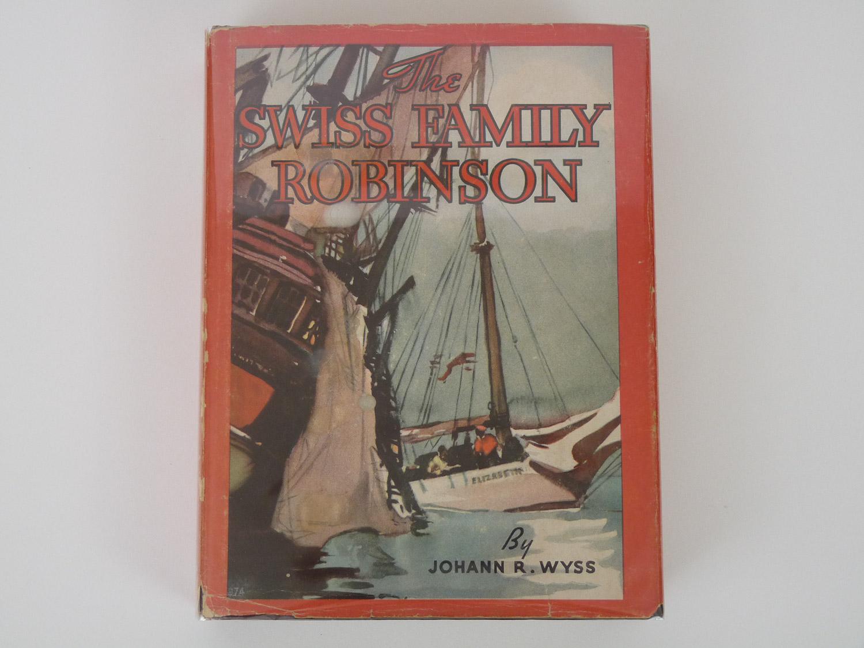 Swiss Family Robinson Hardcover Johann Wyss