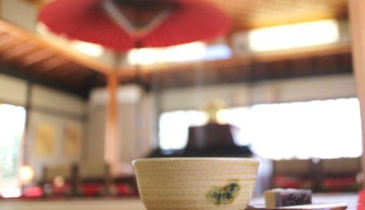 名古屋城『二の丸庭園』でお抹茶と和菓子と水琴窟(すいきんくつ)を楽しもう