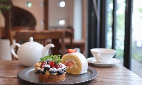 覚王山の大人カフェ『パピトンpapiton』丁寧に作られたケーキがおいしい!
