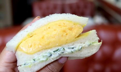 【閉店】名古屋・大須 レトロ喫茶『珈琲 ピノキオ』ふわふわ玉子サンドがおいしい!