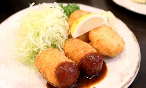 大須『すゞ家』カニクリームコロッケが猛烈うまい!帝国ホテルの味を受け継ぐ老舗洋食屋