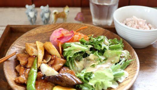 熱田『ポコイ pokoj』野菜たっぷりランチと自家製ケーキ!駐車場やメニューも!