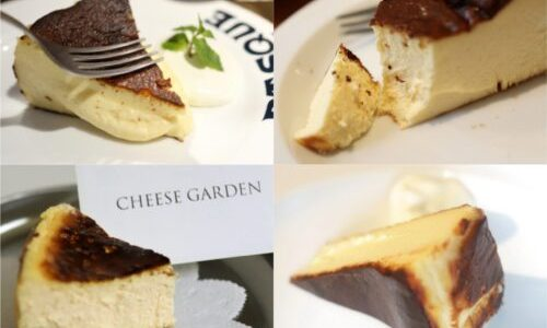 2021名古屋【バスクチーズケーキ 6選】こんがり、とろ~りバスチーのカフェ&テイクアウトのお店