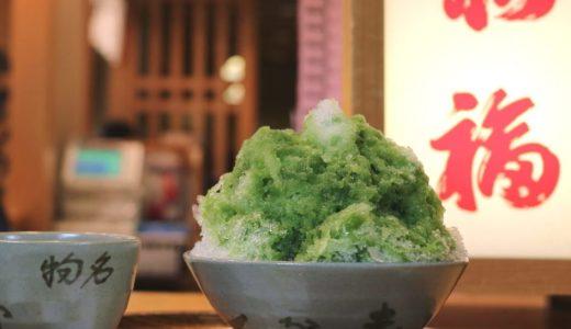 名古屋駅高島屋『赤福茶屋』リニューアル!夏はかき氷、冬はぜんざいの行列人気店!栄にもあります