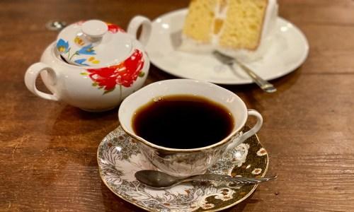 東京・渋谷『茶亭 羽當 (チャテイハトウ)』極上のコーヒーを選ばれし器で楽しむ