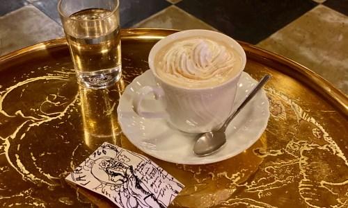 京都・鞍馬口『花の木』高倉健が愛したレトロ喫茶店