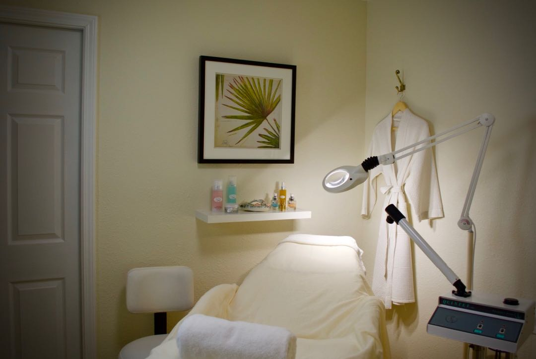 Juno – A European Skin Care Salon - Treatment Room