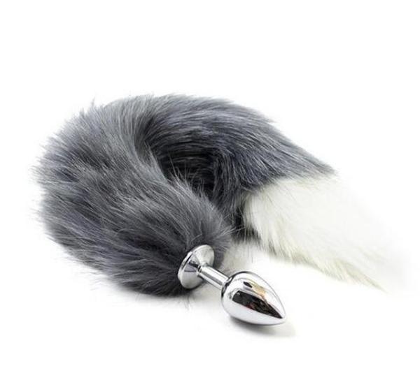 Silicone Tail Plug