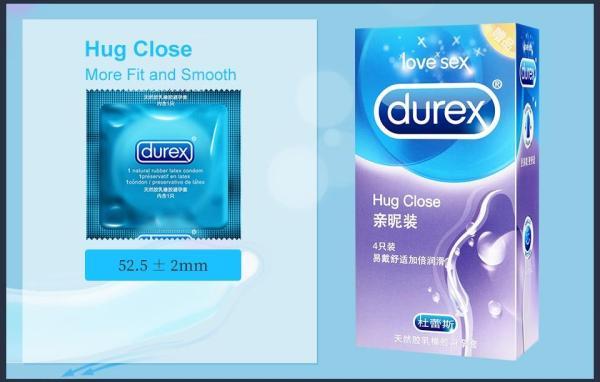 4MB Durex Condom Mix 32Pcs AiR Ultra Thin