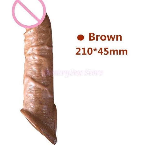4MB Reusable Penis Sleeve Extender