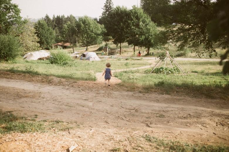kinderen kunnen overal veilig lopen