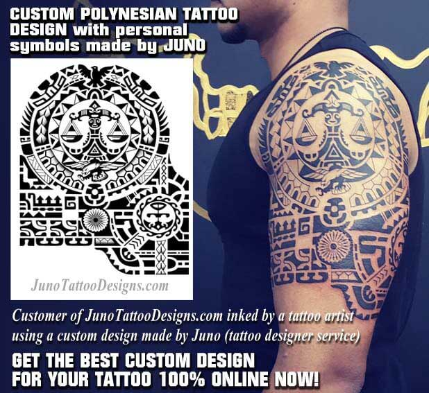 Polynesian Tattoos Designs Ideas And Meaning: Create A Tattoo Online