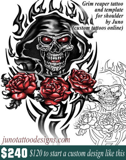 Tattoo Galleries By Juno - How To Create A Tattoo %100 Online