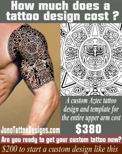 Tattoo Designs With Price: Get A High Quality Arm Tattoo Online