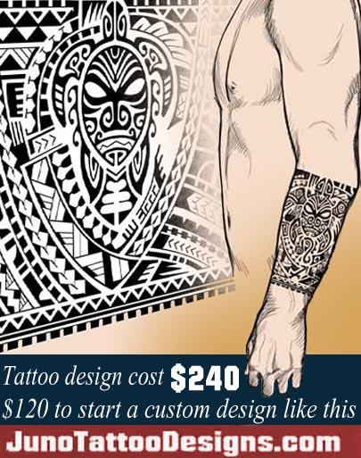 polynesian forearm tattoo, polynesian turtle tattoo, juno tattoo designs