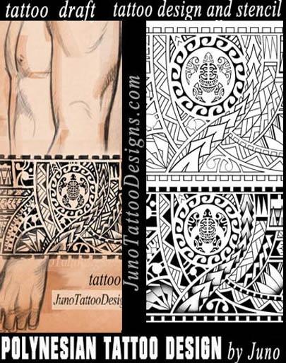 Polynesian tattoo, forearm tattoo, turtle tattoo, male tattoo, polynesian tattoo meaning, Juno tattoo designs