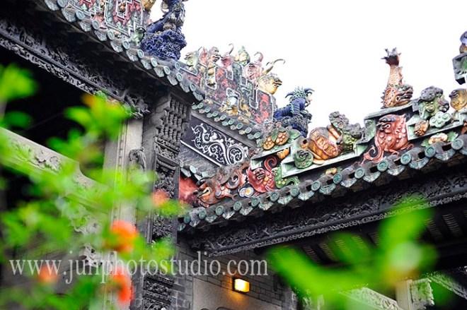 Chen Family Temple GuangZhou