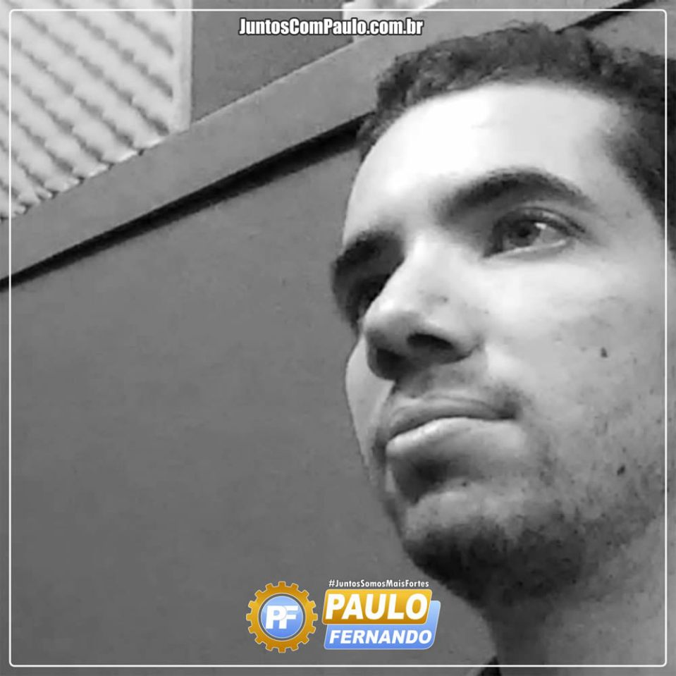 Paulo Fernando sempre ao lado do povo