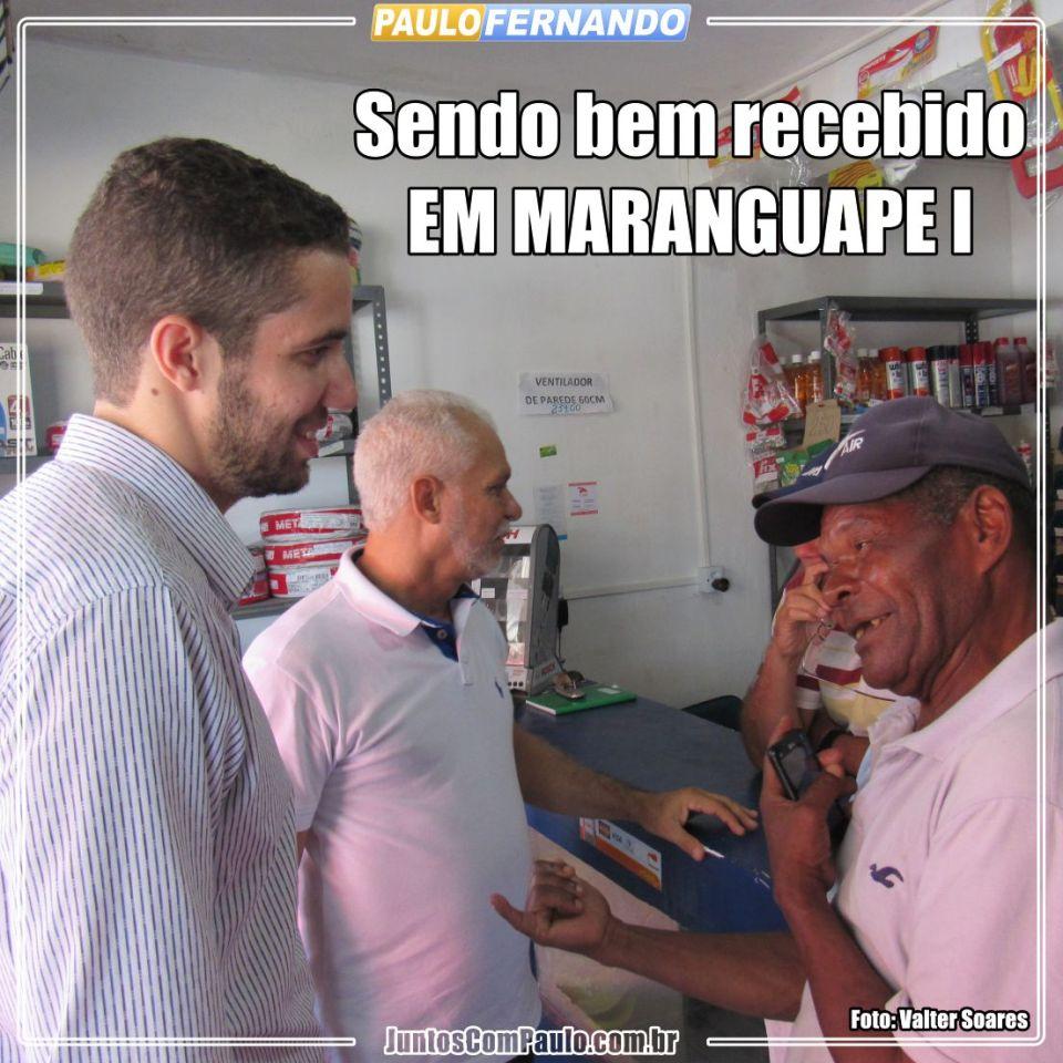 Paulo Fernando em Maranguape 1