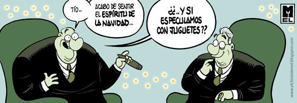 El chiste de MEL - 24.12.2012