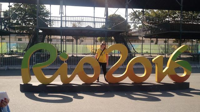 Um dia de mochilão nas Olímpiadas Rio 2016!