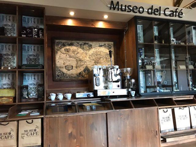 Experiência, produção e degustação de café no Museo del Cafe em Cusco(Peru)