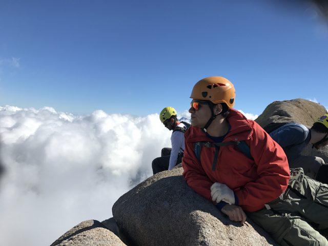 Trilha e Escalaminhada no Pico das Prateleiras (Itatiaia, Rio de Janeiro)