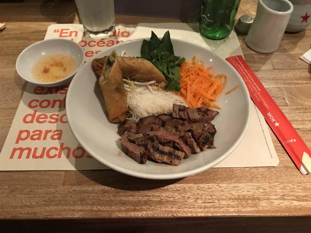 Onde comer em Bogotá (Colômbia): WOK!