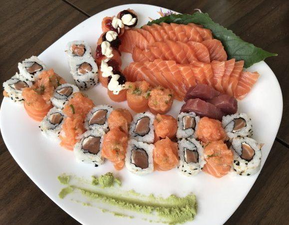 No Barko, o melhor restaurante japonês de São José dos Campos-SP