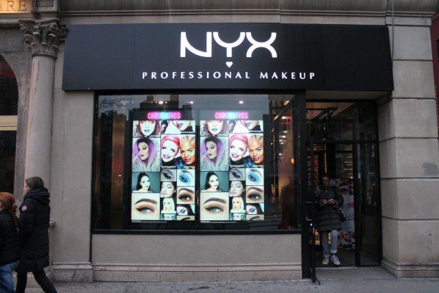Maquiagem: Conheça a loja da NYX em Nova York (EUA)!