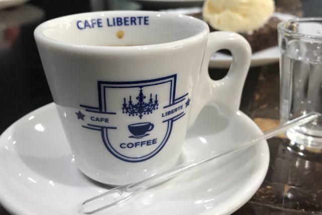Conheça o Café Liberté no bairro da liberdade em São Paulo