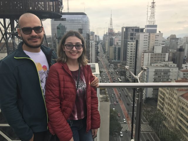 Mirante do Sesc da Av. Paulista, uma das melhores vistas de São Paulo