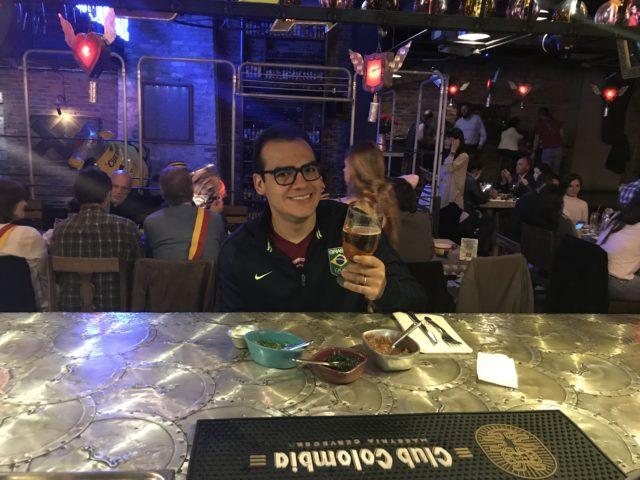 Onde comer em Bogotá (Colômbia): Andres DC, o melhor restaurante balada