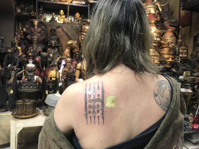 Sak Yant: como fazer uma tatuagem sagrada em Bangkok (Tailândia)