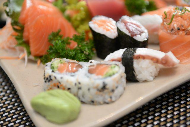 Onde comer barato em Londres (Inglaterra): Wasabi e Itsu