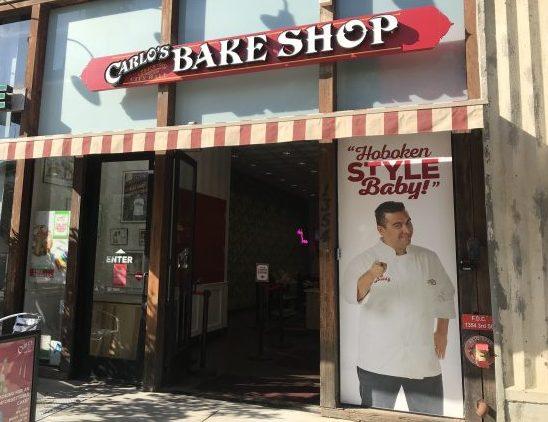 Conheça a Carlo's Bakery do Boulevard de Santa Monica (Los Angeles, EUA)