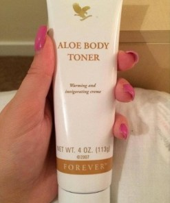 Aloe Body Toner conditional Creme