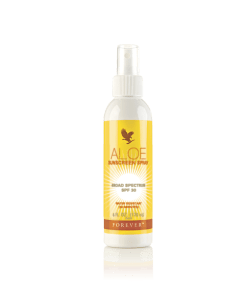 Aloe Sunscreen Spray SPF30