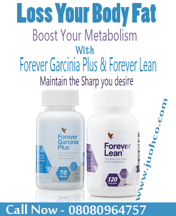 Forever Garcinia Plus and Forever Lean 1