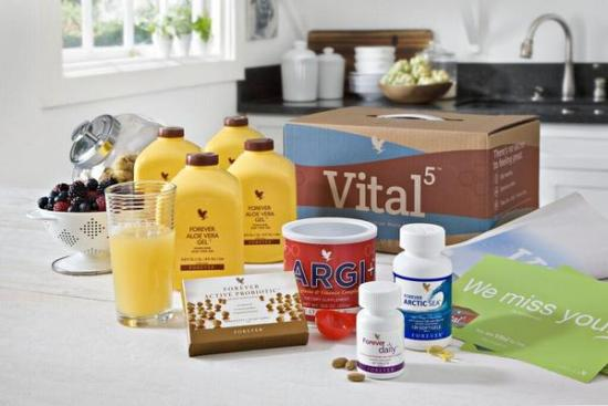 Vita5 pack