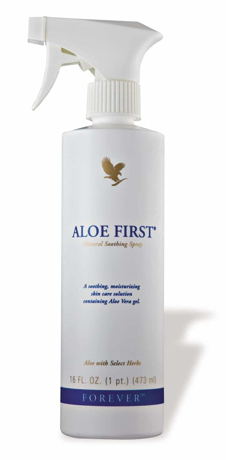 aloe vera first spray