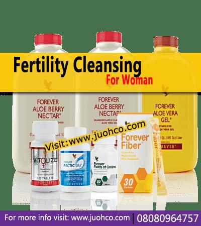 Fertility Cleansing for women