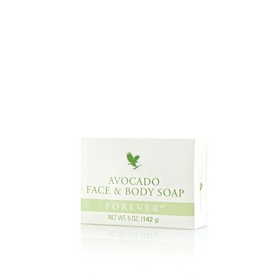 Avocado Face and Body Soap 1