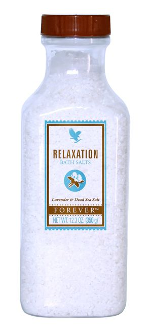 Forever Living Relaxation Bath Salts 1