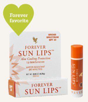 Forever Living Sun Lips