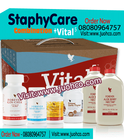 StaphyCur Combination Vital5 Therapy products image banner450x400 1