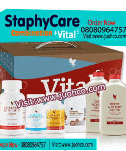 StaphCure Combination Therapy - Plus Vital5 Body Cleansing