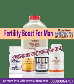 Fertility Boost for man
