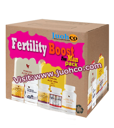 Fertility Boost For Man Pack